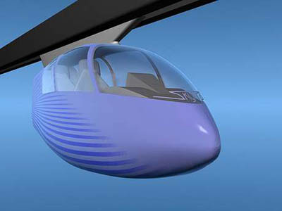 skytran with maglev system