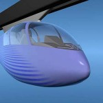 SkyTran – Futuristic Public Transport with Maglev System