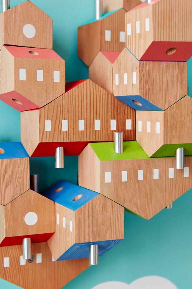 Sky Villages by James Paulius