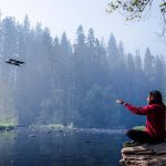 Skydio R1 Self-Flying Camera Drone Captures Cinematic Footage in Real-Time