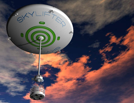 Skylifter Can Move Nearly Anything To Anywhere