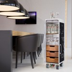 Skypak Trolley : Stylish and Modern Piece of Furniture by Peter Jorge Fischer