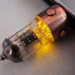 Cool Slavatech Pentode Radio Tube USB Flash Drive for Steampunk Enthusiasts