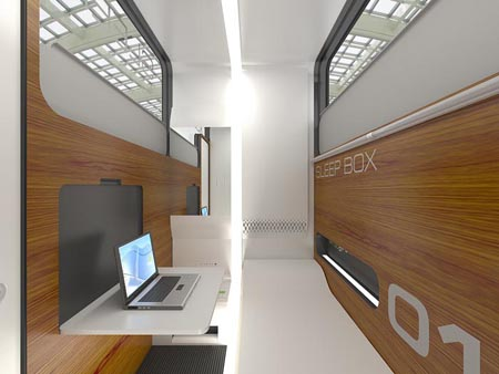 sleepbox from arch group