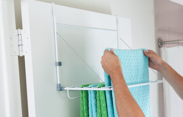 Quirky Slimline drying rack by Leanne Luce