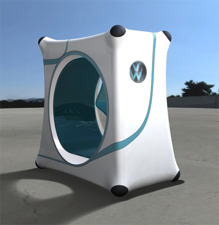 slimo box shaped transportation concept