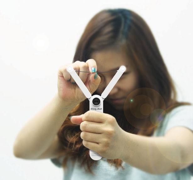 Sling Shot Camera by Eom Sung Young and Im Jung Eun