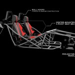 Polaris Slingshot 3-Wheel Roadster Looks Like An Automobile