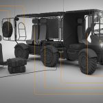 SLOG Six Wheeled Electrical Powered Modular Vehicle by Vasilatos Ianis