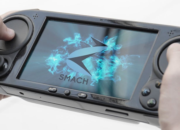 SMACH Z - The Handheld Gaming PC