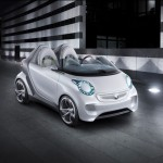 Smart : An Electric Car Featuring Almost Everything That Traditional Electric Cars Usually Miss