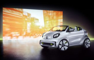 Smart Forease Offers Simple Solution for Future Urban Mobility
