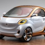 Daimler Smart Forvision Concept Features Sci-Fi Touches All Over Its Design