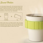 Smart Holder : Carry All Those Cups of Tea At Once!