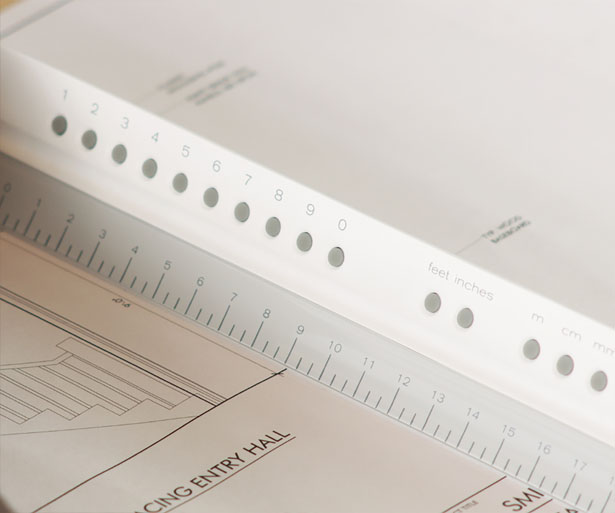 Smart Scale Ruler for Architectural, Design, and Construction Industry