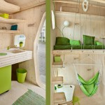 10-Square Meters Smart Student Unit Is A Smart, Green, and Affordable House for Student