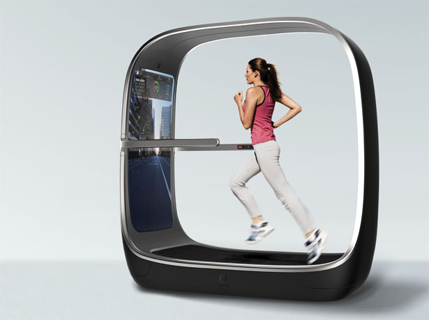 Smart Treadmill Voyager by Ilseop Yoon