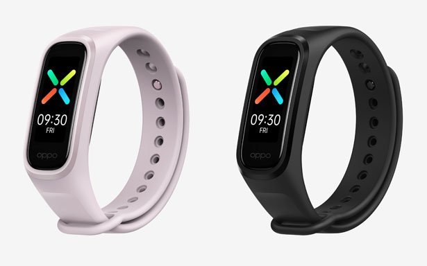 OPPO Band - Smartband Collection Designed for OPPO by Andrea Ponti Design Studio