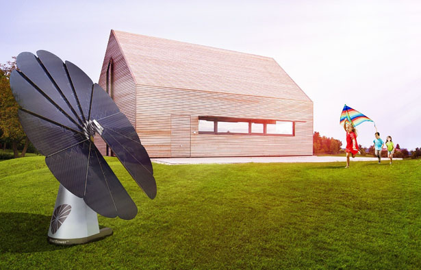 Smartflower Pop - All in One Solar System