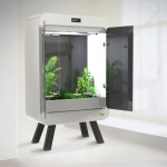 SmartGreenHouse : Compact Indoor Green House Can Be Controlled via Smart Devices