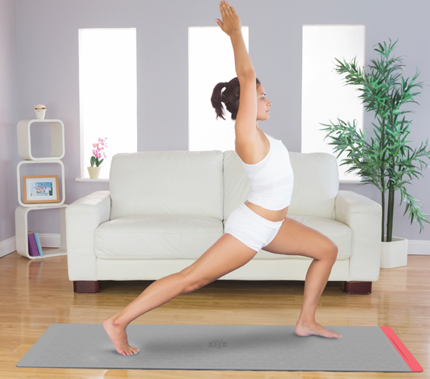 SmartMat: Interactive Yoga Mat Helps You to Improve Your Yoga Poses