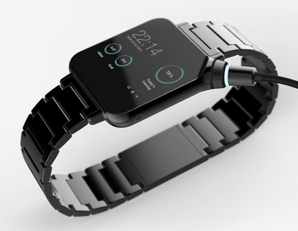 Smartwatch B Concept Watch by Andrea Ponti