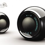 Snail Personal Desktop Radio by John Lee