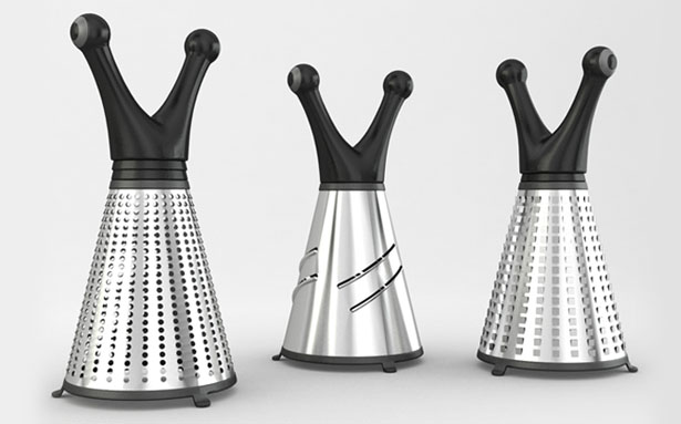 Snail Series : Cute Kitchen Utensils by Hakan Gursu | Tuvie