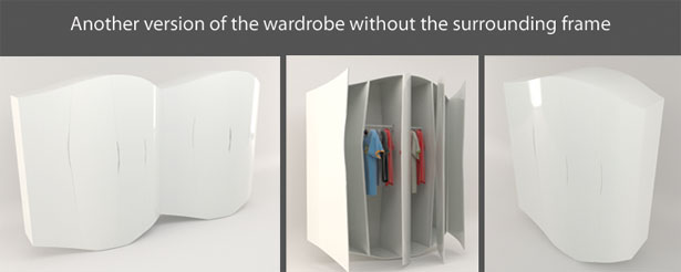 Snappy Dresser Home Appliance Concept