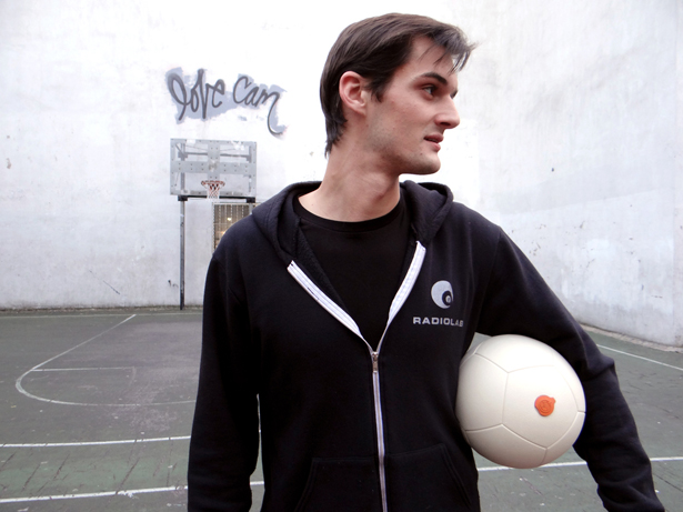 Soccket Soccer Ball Harnesses Kinetic Energy When You Play With It