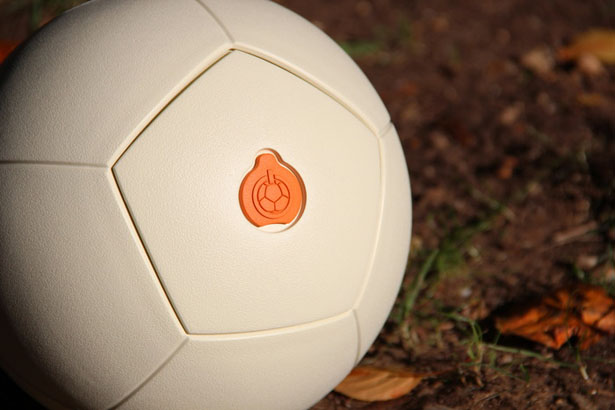 Soccket Energy Harnessing Soccer Ball by Uncharted Play