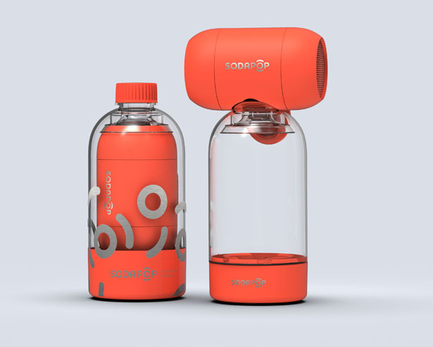 Sodapop Portable Wireless Speaker