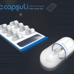 Capsuli : A Solar Powered LED Emergency