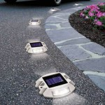 Going Green with Solar Driveway Light