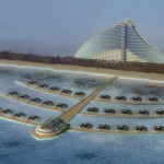 Solar Floating Resort (SFR) : Perfect Getaway Resort by Michele Puzzolante