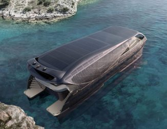 Solar Impact Yacht: Solar-Powered Yacht Operates Without A Single Drop of Fuel