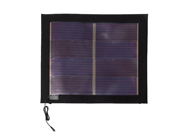 Solar Panel for Portable Sleeping Pack by ONFAdd