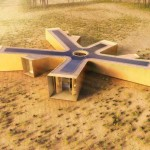 Solar-powered Desert Retreat for Wealthy UAE Residents