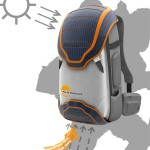 Solar Rucksack Generates Thermal Energy from Sun To Keep Users Warm