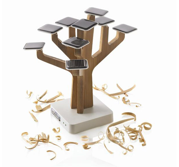 Solar Suntree by XDDesign