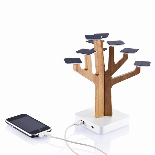 Solar Suntree Is Not Your Conventional Charger