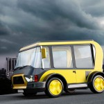 Solar Taxi Provides High Performance Service in The City Using Clean Energy