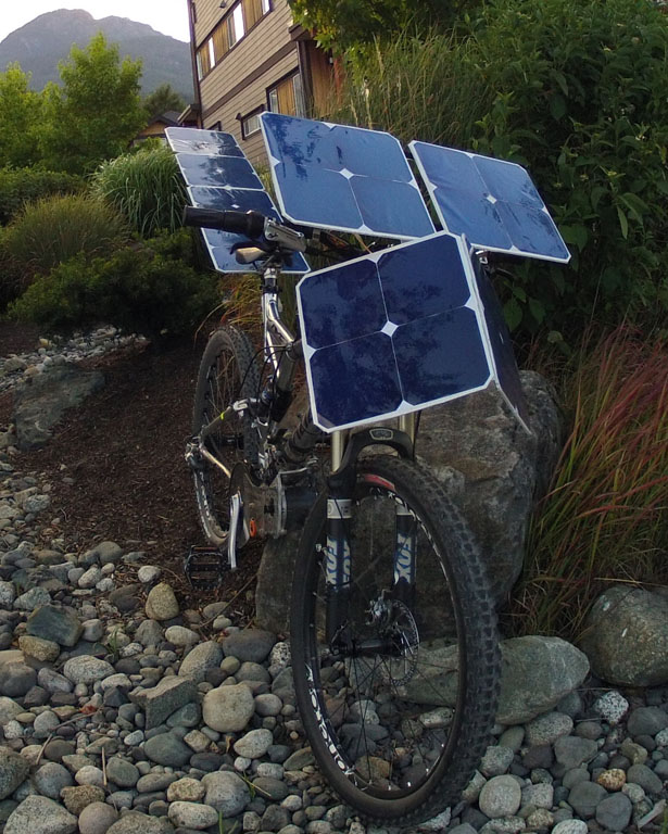SolarCross E-Bike by Terry Hope