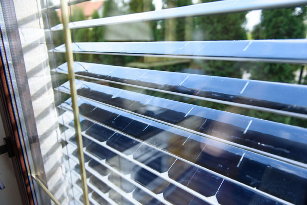 SolarGaps : Solar Smart Blinds