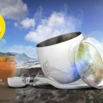 Solari Portable Solar Cooker Uses Sun's Energy to Slow Cook Your Meal