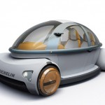 Futuristic Car Solid is a Safety Compact Vehicle