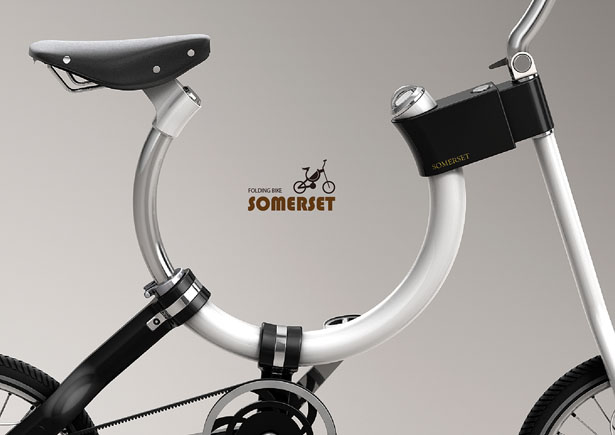 Somerset Folding Bike and e-Bike by Kaiser Chang
