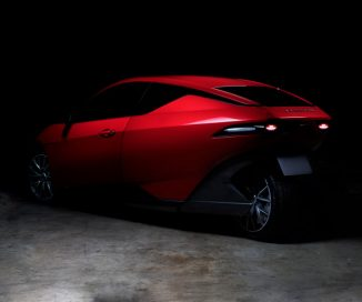 SONDORS – The $10,000 Three-Wheel Electric Car Aims to Change Electric Vehicle Industry