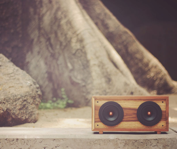 Sonic Architect Clapton Speaker by Ekprayog