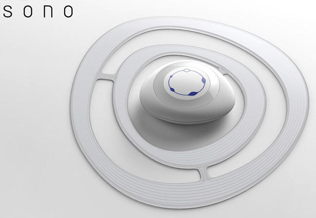 Sono Noise Cancelling System by Rudolf Stefanich